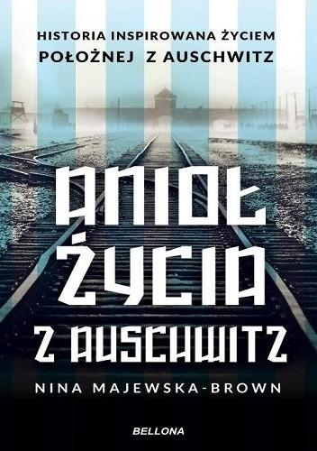 Okładka książki Anioł życia z Auschwitz