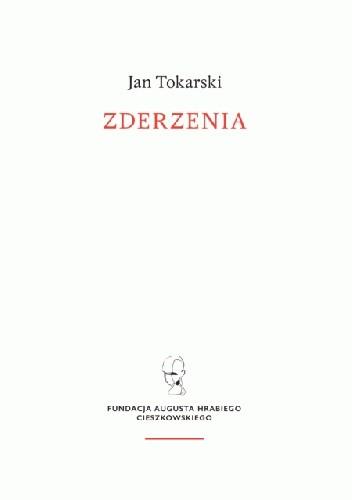 Okładka książki Zderzenia Jan Tokarski