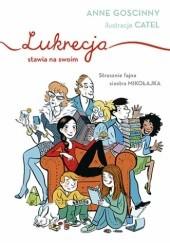 Okładka książki Lukrecja stawia na swoim