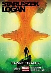 Okładka książki Staruszek Logan. Dawne Strachy. Tom 5 Jeff Lemire,Filipe Andrade,Andrea Sorrentino