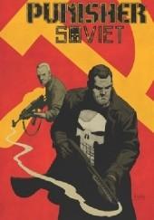 Okładka książki Punisher Max- Soviet Garth Ennis,Jacen Burrows,Guillermo Ortego