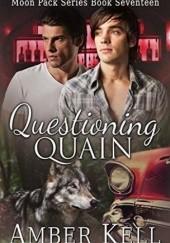 Okładka książki Questioning Quain Amber Kell