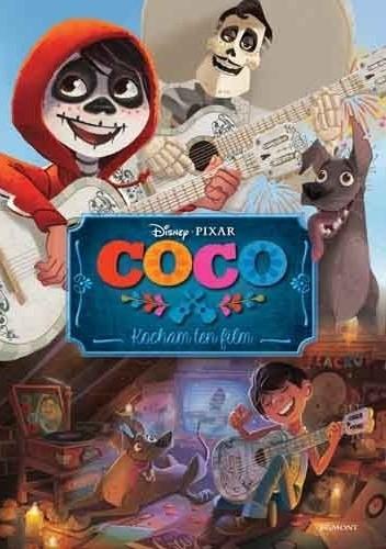 Okładka książki Coco praca zbiorowa
