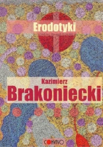 Okładka książki Erodotyki Kazimierz Brakoniecki
