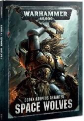 Okładka książki Codex Space Wolves
