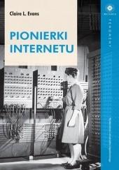 Okładka książki Pionierki Internetu Claire Evans