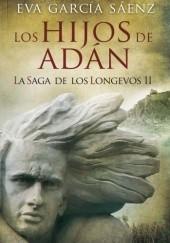 Okładka książki Los Hijos de Adán Eva García Sáenz de Urturi