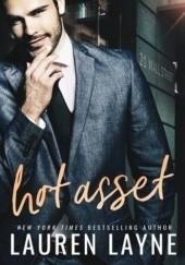 Okładka książki Hot Asset Lauren Layne