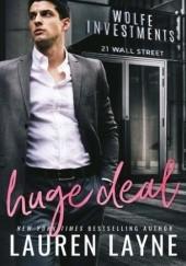 Okładka książki Huge Deal Lauren Layne