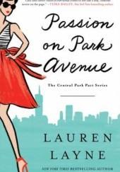 Okładka książki Passion on Park Avenue Lauren Layne