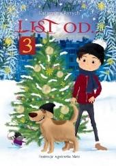 Okładka książki List od... 3. Ratujemy Święta