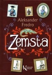 Okładka książki Zemsta Aleksander Fredro