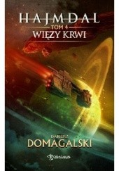 Okładka książki Więzy krwi Dariusz Domagalski