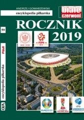 Okładka książki ENCYKLOPEDIA PIŁKARSKA FUJI ROCZNIK 2018-19 (TOM 59)