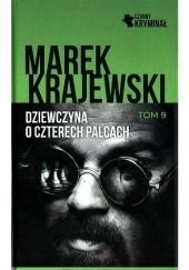 Okładka książki Dziewczyna o czterech palcach Marek Krajewski