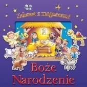 Okładka książki Boże Narodzenie. Zabawa z magnesami