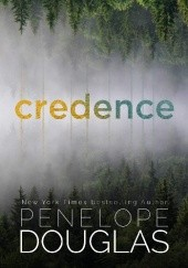 Okładka książki Credence Penelope Douglas