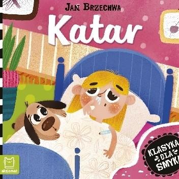 Okładka książki Klasyka dla smyka. Katar. Jan Brzechwa