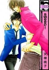Okładka książki Sweep! Tenzen Momoko