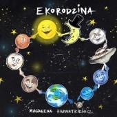 Okładka książki Ekorodzina Magdalena Harnatkiewicz