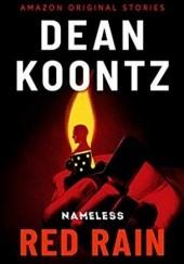 Okładka książki Red Rain Dean Koontz