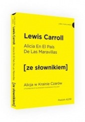 Okładka książki Alicia En El Pais De Las Maravillas Lewis Carroll