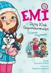 Okładka książki Emi i Tajny Klub Superdziewczyn. Polarna wyprawa. Tom 10 Agnieszka Mielech