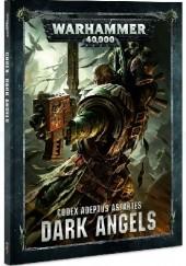 Okładka książki Codex: Dark Angels