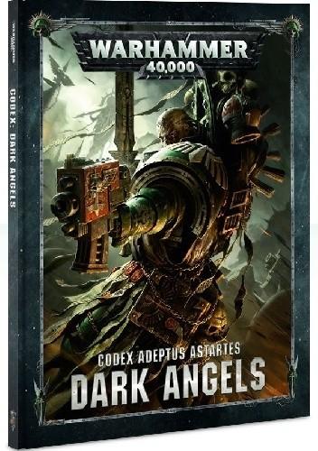 Okładka książki Codex: Dark Angels Games Workshop