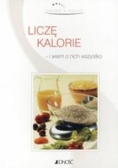 Okładka książki LICZĘ KALORIE I WIEM O NICH WSZYSTKO Cristina Pradella