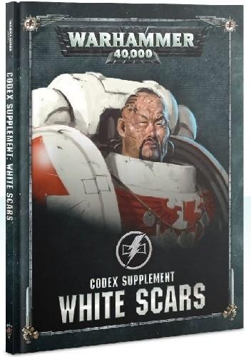 Okładka książki Codex Supplement: White Scars Games Workshop
