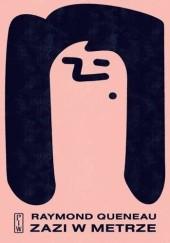 Okładka książki Zazi w metrze Raymond Queneau