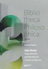 Okładka książki John Rawls. Uzasadnienie, sprawiedliwość i rozum publiczny
