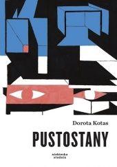 Okładka książki Pustostany Dorota Kotas