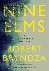 Okładka książki Nine Elms Robert Bryndza
