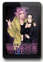 Okładka książki Black Hollow: Wirus Silencio
