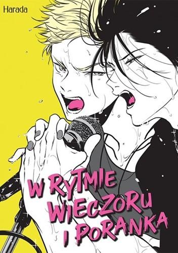 Okładka książki W rytmie wieczoru i poranka Harada