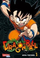 Okładka książki Dragon Ball MASSIV 1 Akira Toriyama