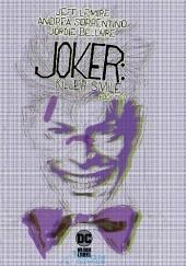 Okładka książki Joker. Killer Smile #2 Jeff Lemire,Andrea Sorrentino