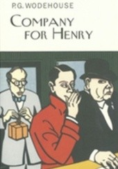 Okładka książki Company For Henry Pelham Grenville Wodehouse