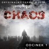 Okładka książki Chaos Robert J. Szmidt