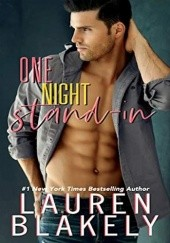 Okładka książki One Night Stand-In Lauren Blakely