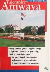 Okładka książki Tajemnice Amwaya