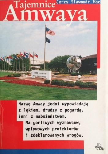 Okładka książki Tajemnice Amwaya Jerzy Sławomir Mac