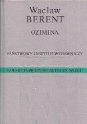 Okładka książki Ozimina