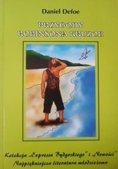 Okładka książki Przypadki Robinsona Kruzoe Daniel Defoe