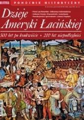 Okładka książki Pomocnik historyczny nr 9/2019; Dzieje Ameryki Łacińskiej Redakcja tygodnika Polityka