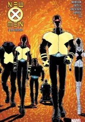 Okładka książki New X-Men: Z jak Zagłada Grant Morrison,Frank Quitely