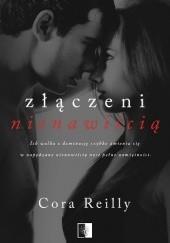 Okładka książki Złączeni nienawiścią Cora Reilly