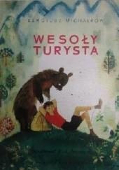 Okładka książki Wesoły turysta Sergiusz Michalski
